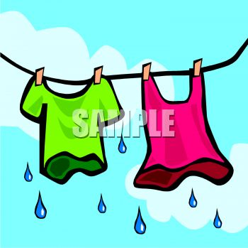 Wet Clothes Clipart Clipground