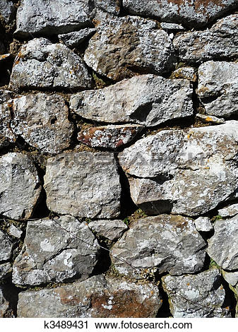Dry stone clipart #14