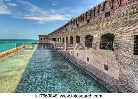Pictures of Fort Jefferson at Dry Tortugas National Park k17660848.