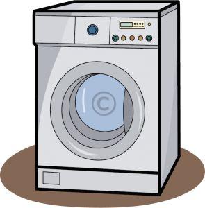 Clipart clothes dryer.