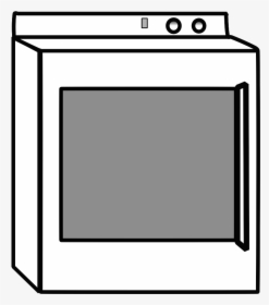 Dryer Clipart Washing Machine.