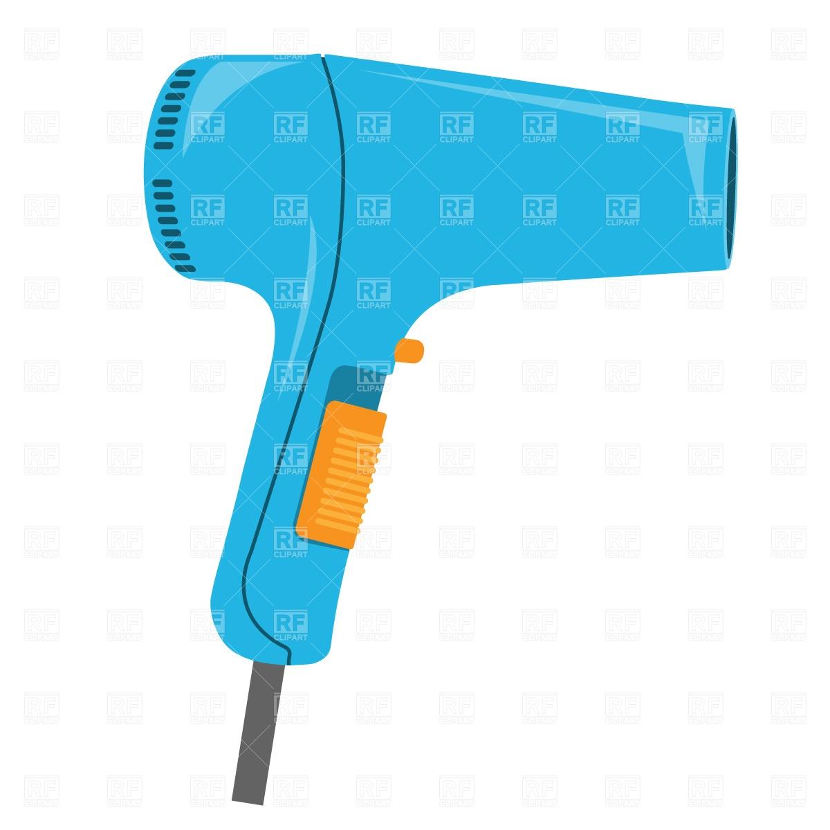 Clipart hair dryer.