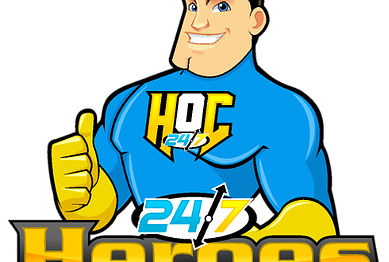 Heroes On Call 24/7 Water Damage Drying Service.