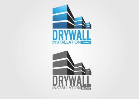 Entry #11 by projectsingha for Design a Logo for Drywall.