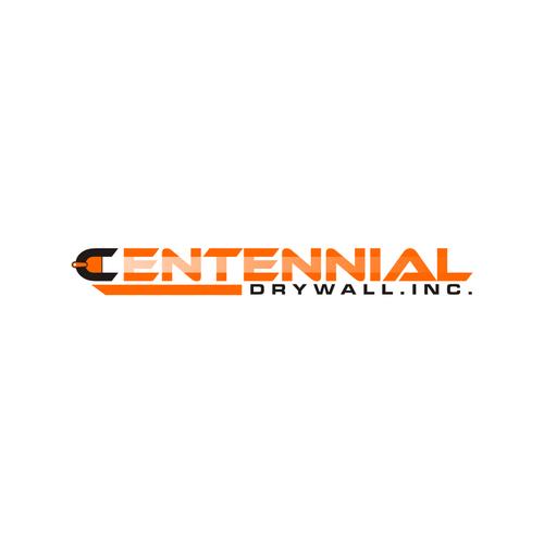 drywall company logo.