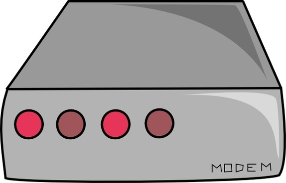 Dsl modem free vector download (18 Free vector) for commercial use.