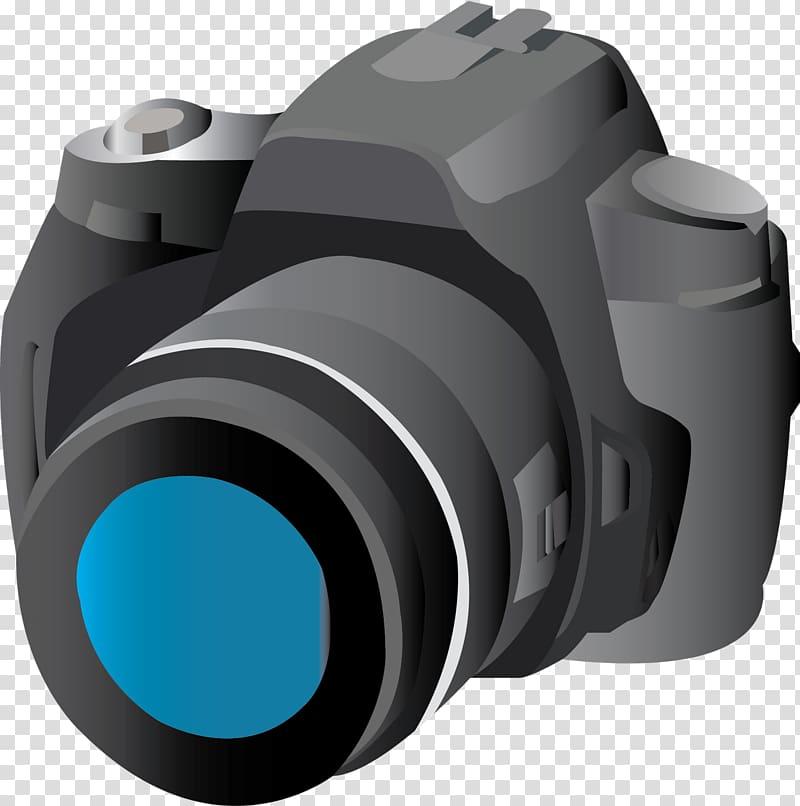 Camera Digital SLR , Slr Camera transparent background PNG clipart.