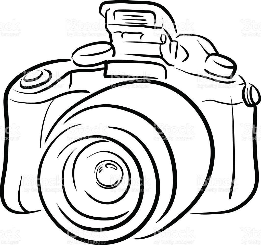 Slr Camera Cliparts.