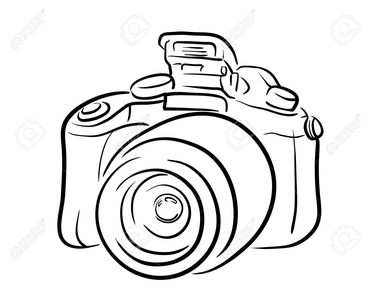 Dslr camera clipart 2 » Clipart Portal.
