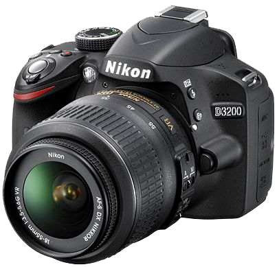 Download Free png Digital Slr Camera Clipart.