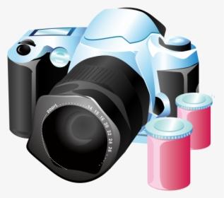 Dslr Camera Clipart PNG Images, Free Transparent Dslr Camera.