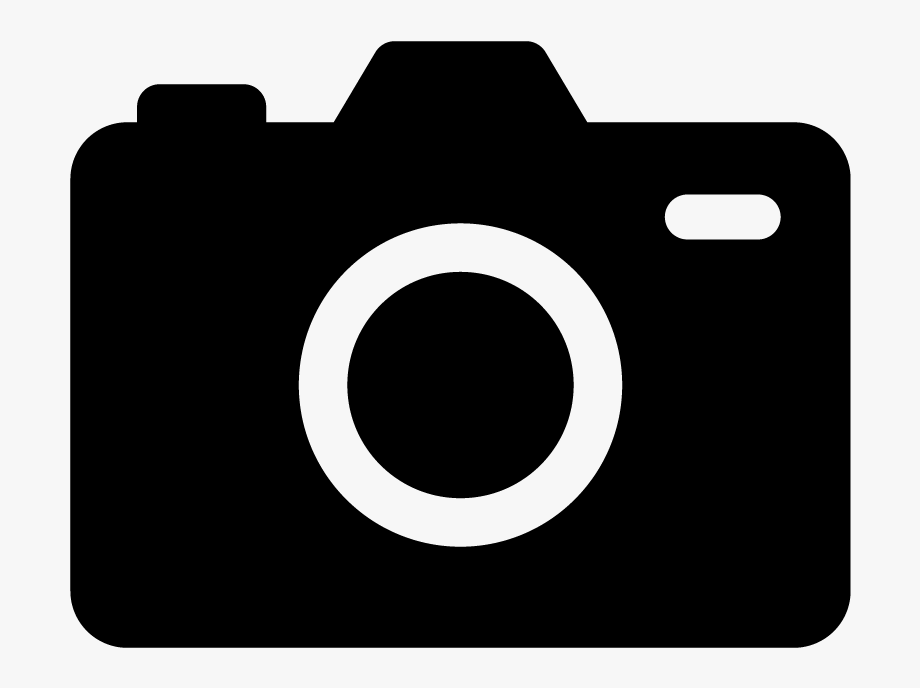 Dslr Camera Vector Icon.