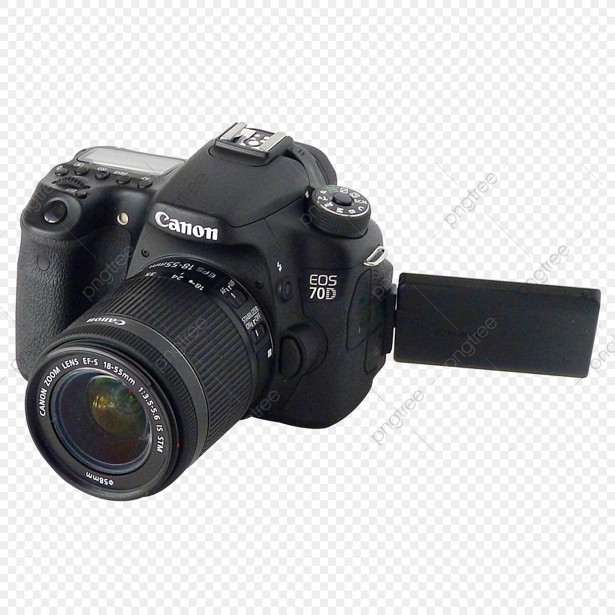 Dslr Camera, Png, Camera, Dslr PNG Transparent Clipart Image and PSD.