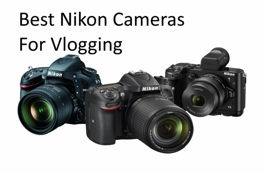 The Best Nikon Vlogging Cameras , Png Download.