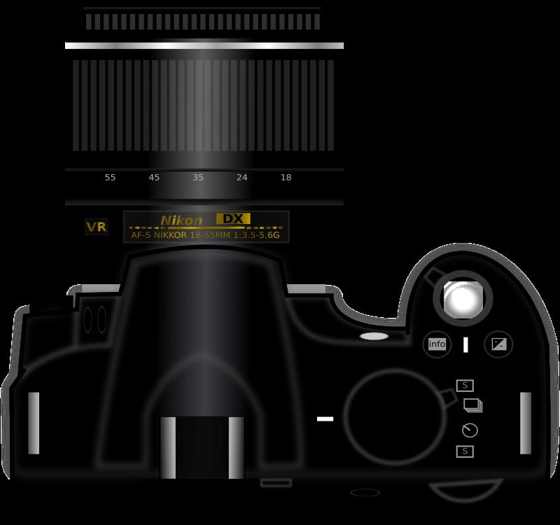 Nikon Dslr Clipart.