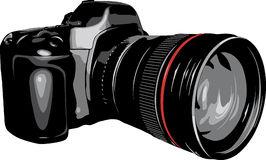 Dslr Camera Stock Illustrations.