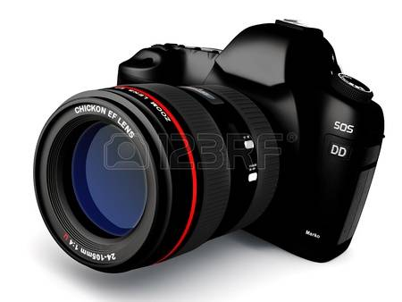 4,291 Dslr Camera Cliparts, Stock Vector And Royalty Free Dslr.