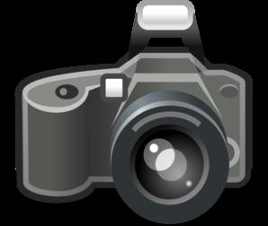 Camera dslr clipart.
