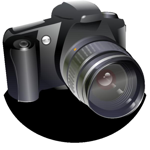 Photography dslr clipart canon.