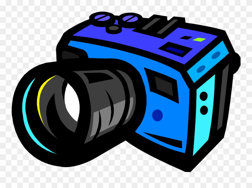 Photographer Free Content Clip Art.