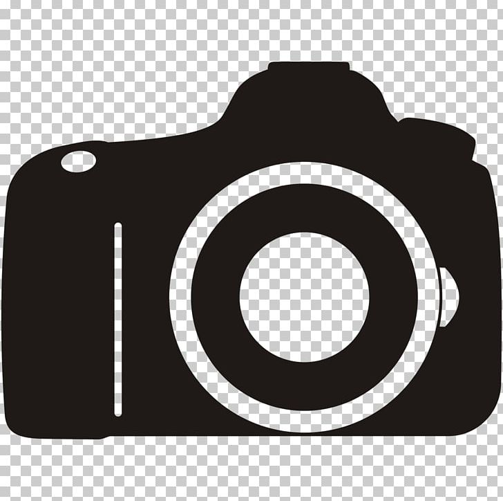Camera Logo Photography PNG, Clipart, Black And White, Brand.