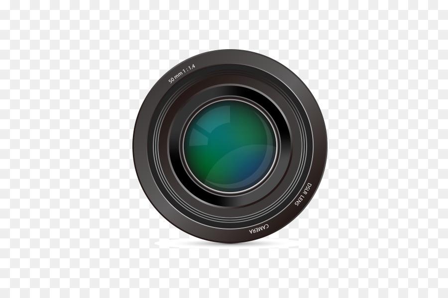 Camera Lens png download.
