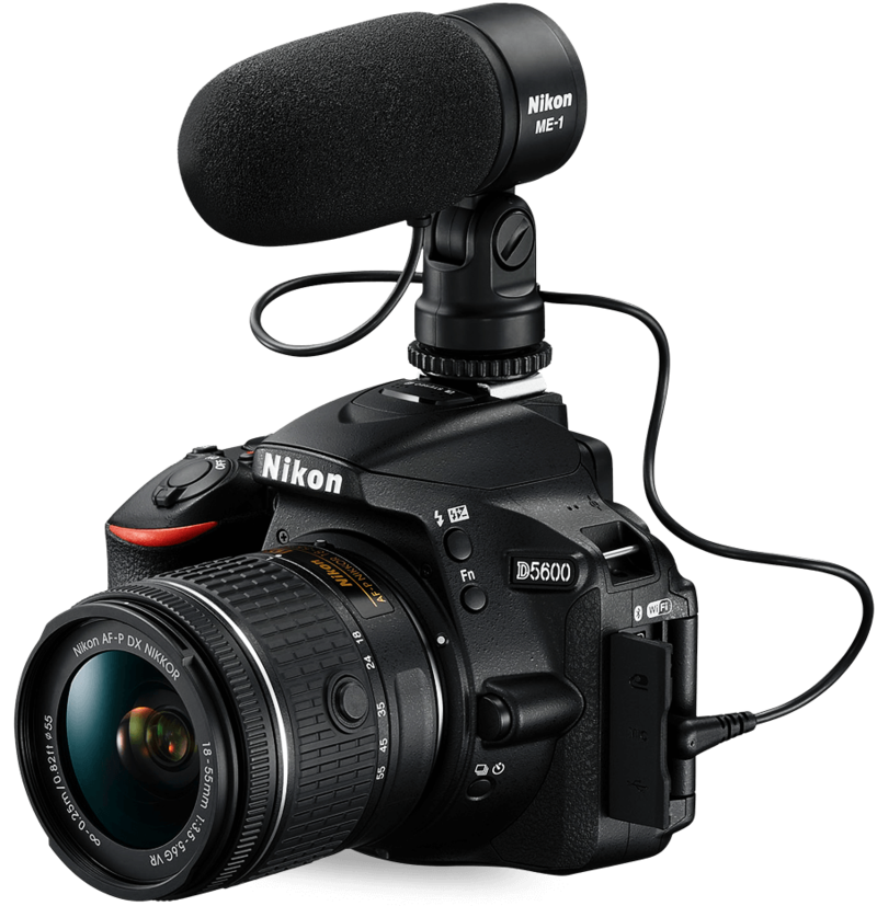 Download Free png DSLR Camera PNG Photo.