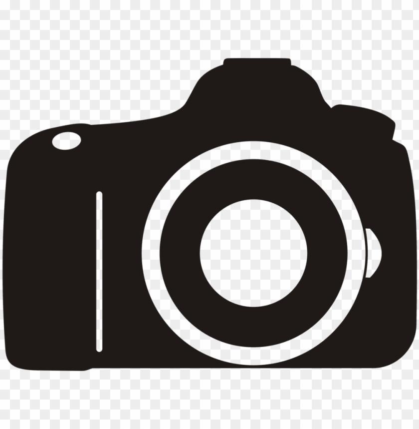 logo kamera dslr PNG image with transparent background.