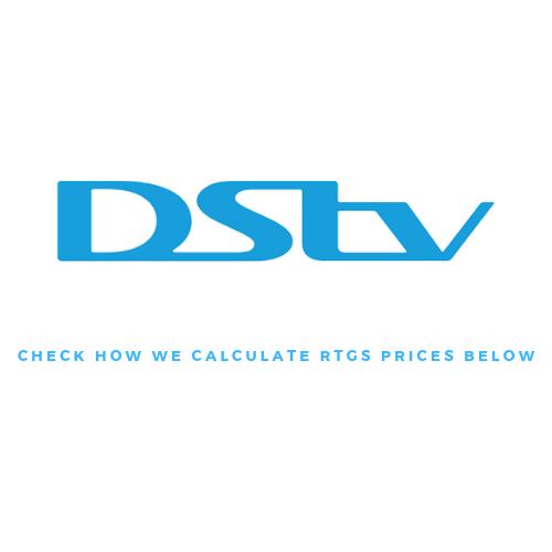DStv in RTGS Dollars.