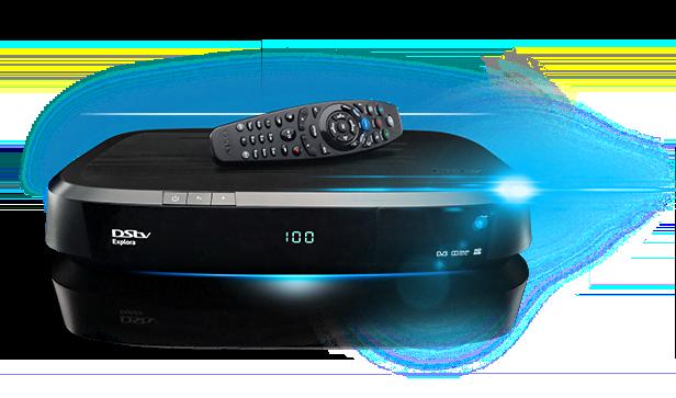 Get the brand new DStv Explora!.