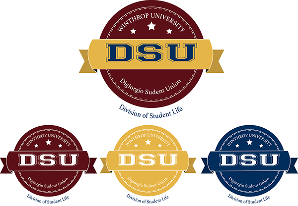 DSU (Digiorgio Student Union) Logo. on Behance.