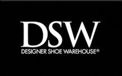 DSW logo in 2019.