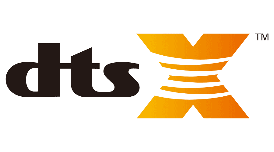 DTS:X Vector Logo.