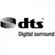 DTS Digital Surround.