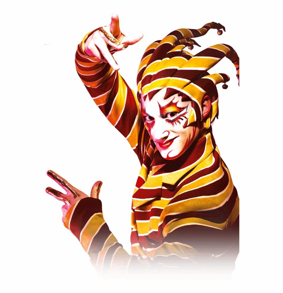 Cirque Du Soleil Artist.