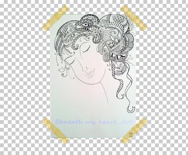 Drawing Paper /m/02csf Cartoon, Dua hands PNG clipart.