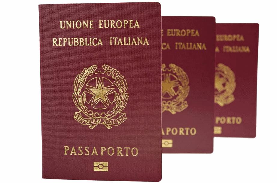 Citizenship Claims by Italian Descendants Born Abroad.