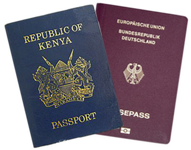Kenyan Permanent Residence Permit for Diasporans Who Renounce.
