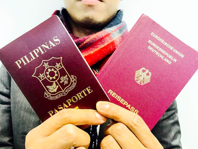 Germany paves way for more Filipino dual citizens starting 2015.