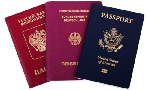 The Emergence Of Dual Citizenship In The Business World.