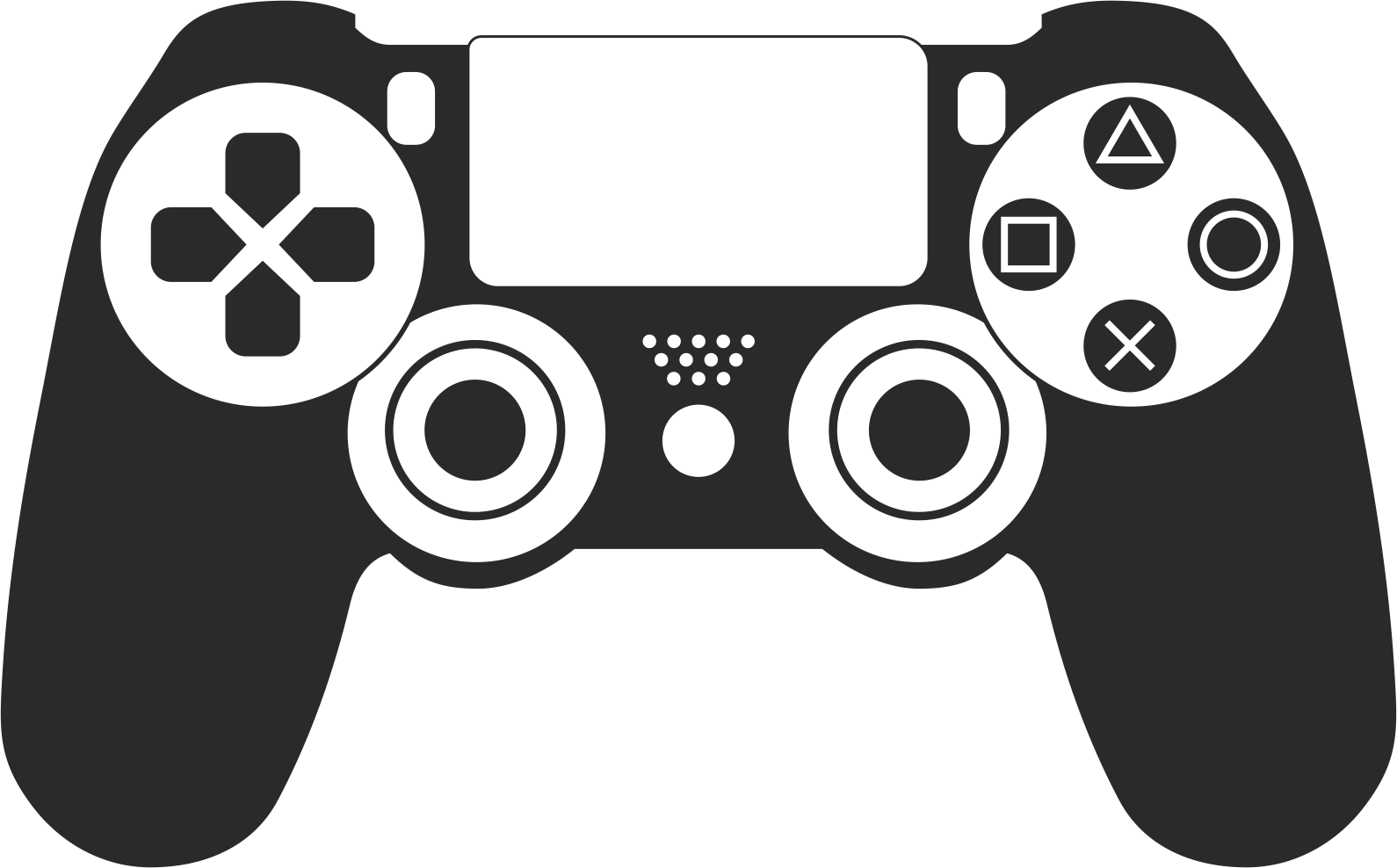 PlayStation 4 Game Controllers Video game DualShock.