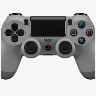 Joystick Clipart Playstation 4 Controller.