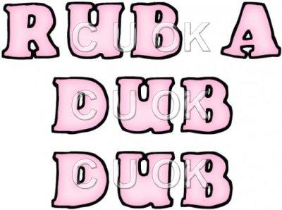 LITTLE PEANUTS RUB A DUB DUB 9.