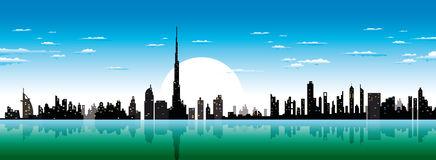 Dubai Stock Illustrations.