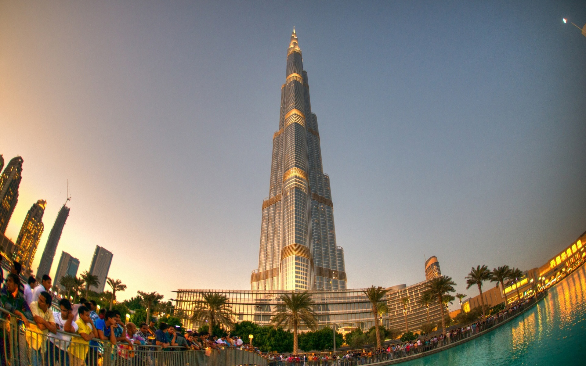 Burj khalifa desktop clipart.