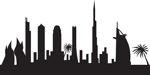 City clipart dubai, City dubai Transparent FREE for download.