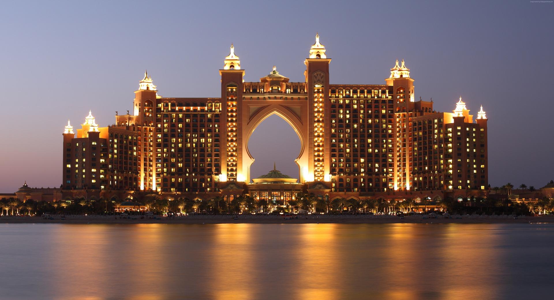 Atlantis Hotel Dubai.