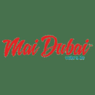 Dubai Tourism Logo transparent PNG.