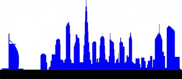 Dubai clipart Free vector in Coreldraw cdr ( .cdr ) format.