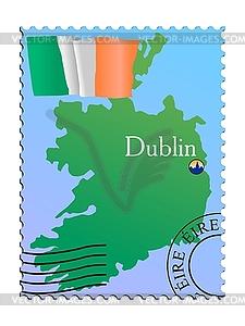 Dublin Ireland Clipart.